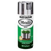 Spray metálico plata 395 ml