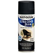 Spray Ultracover Multiuso negro cañon 430 ml