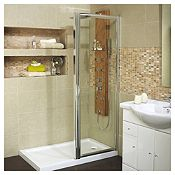 Mampara de ducha fija 72 cm
