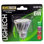 Foco LED luz blanca 6 W