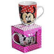 Mug Barrel Oh Minnie Dots 12 Oz