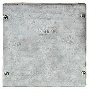 Caja de Pase Liviana 6x6x4