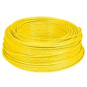 Cable THHN 14 AWG Amarillo x 100 m