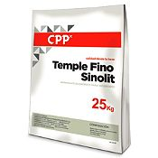 Temple Fino Sinolit blanco 25Kg