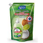 Jabón líquido antibacterial 900ml