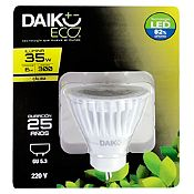 Dicroico LED 6W Luz Cálida