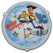 Plafón 30 cm Toy Story 2 luces