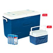 Set cooler Value pack 47.3L y 4.7L
