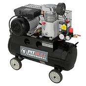 Compresora Profesional 1 HP 30 L
