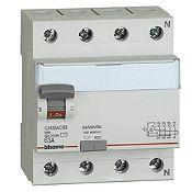 Interruptor Diferencial Tetrapolar 63A