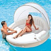 Inflable Isla Canopy