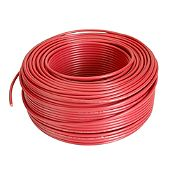 Cable THW 10 AWG Rojo x 100 m