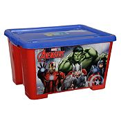 Caja organizadora Avengers 25L