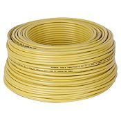 Cable THN 10 AWG Amarillo x 100 m