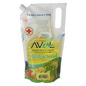 Jabón líquido antibacterial vainilla 800ml