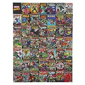 Canvas Marvel comics 60x80cm