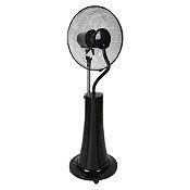 Ventilador de pedestal con humidificador 16