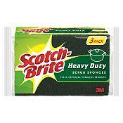 Pack x 3 esponjas celulosa