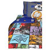 Set de cama Star Wars 1.5 plazas