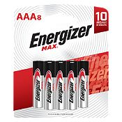 Energizer Pilas AAA x 8