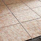 Cerámica Mozaico beige 53x53cm rendimiento: 2.29m2