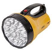 Linterna Recargable 18 LED 3 Modos Dual