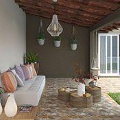 Cerámica de Piedra 57x57cm rendimiento: 2.6m2