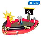 Piscina Interactiva Pirata