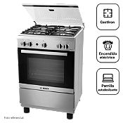 Cocina a gas 4 quemadores PRO425