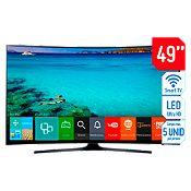 Televisor Curvo Smart LED Ultra HD 4K 49'' 49KU6300