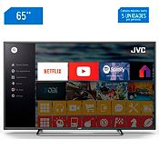 Televisor Smart LED Full HD 65 JVC