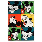 Alfombra Mickey 80x120cm