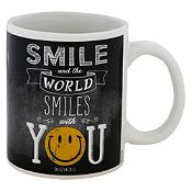 Mug Smiley World smiles 310ml