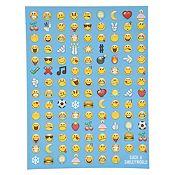 Canvas Smiley Emoticon 60x80cm