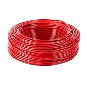 Cable THW 14 AWG 7 Hilos Rojo x 100 m