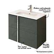 Mueble Vanitorio Onix 80x44.3x56.5cm