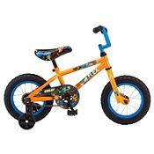 Bicicleta OS Flex 12'' naranja Aro 12''