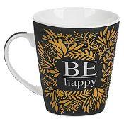 Mug con Diseño de Rayas