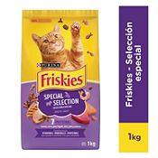 Friskies Selección Especial 1 a 7 años 1.4Kg