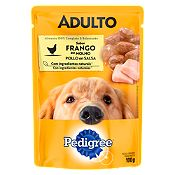 Alimento para perros adultos Pouch 100 gr