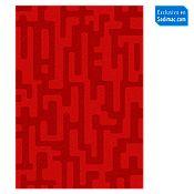 Alfombra Noblesse Cosy rojo 200x290 cm