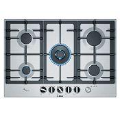 Cocina empotrable 5 quemadores PCQ7A5M90V