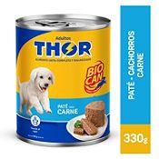 Thor Cachorros Paté de carne 330gr