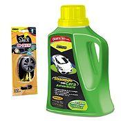 Shampoo / Cera + Ambientador