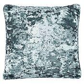 Cojín Velvet Acero 45 x 45 cm