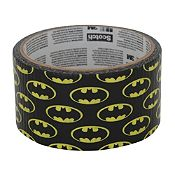 Cinta Adhesiva Batman 48 mm x 9.14 m