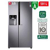 Refrigeradora SBS 591 LT NT LS63SPGK