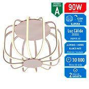 Lámpara Decorativa Led Hail 450 luces