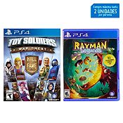 2 Pack - Rayman Legends + Toy Soldiers