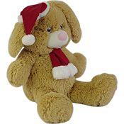 Conejo gorro y bufanda 25 cm